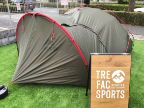 MSRのハバツアー2Pが入荷!前室広めの快適ドームテント!