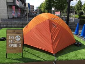 マーモットといえばこのテント!ライムライト2Pが入荷致しました!!
