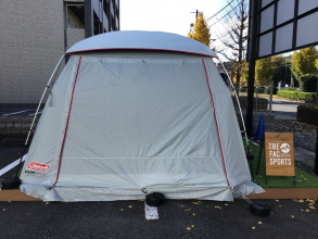 コールマンのタフスクリーン2ルームハウスが入荷!テント泊・デイキャンプはこれだけで十分!