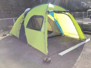 ロゴスのロージーツールームテントBJが入荷!一人でも設営できるお手軽ツールームテント!