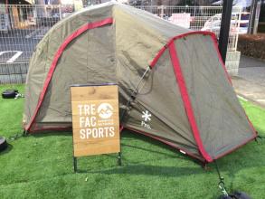 スノーピークのランドブリーズPro.1のご紹介!高機能ドームテント!