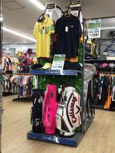 【ゴルフ買取】ゴルフウェア&ゴルフ用品買取中!!有名ブランド買取強化しております!