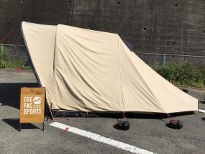 【テント買取】ローベンスのトラッパーや直近テント・タープを一部ご紹介!
