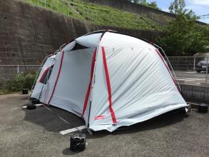 【テント買取】コールマンのタフクスリーン2ルームハウス+が買取入荷しました。