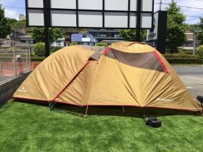 【テント買取】スノーピークのランドブリーズ4LXが訳あり特価で購入可能!