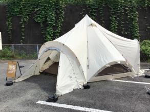 【テント買取】スノーピーク スピアヘッドPro.L入荷!!お得な別売りオプション付き!
