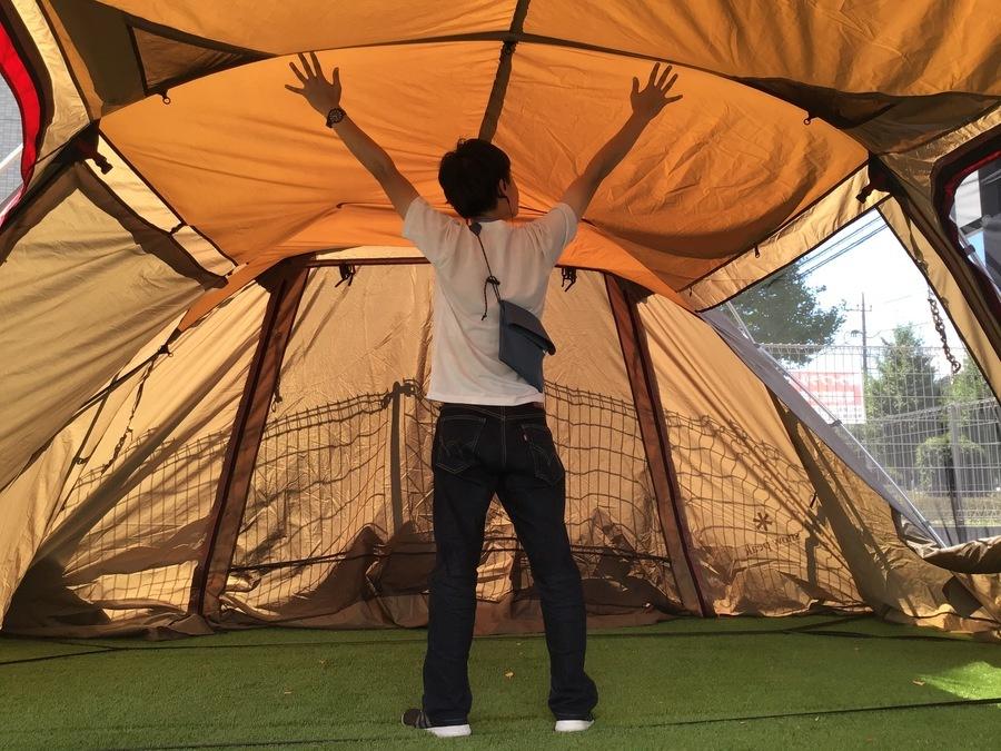 ランドロックの多摩南大沢 キャンプ用品