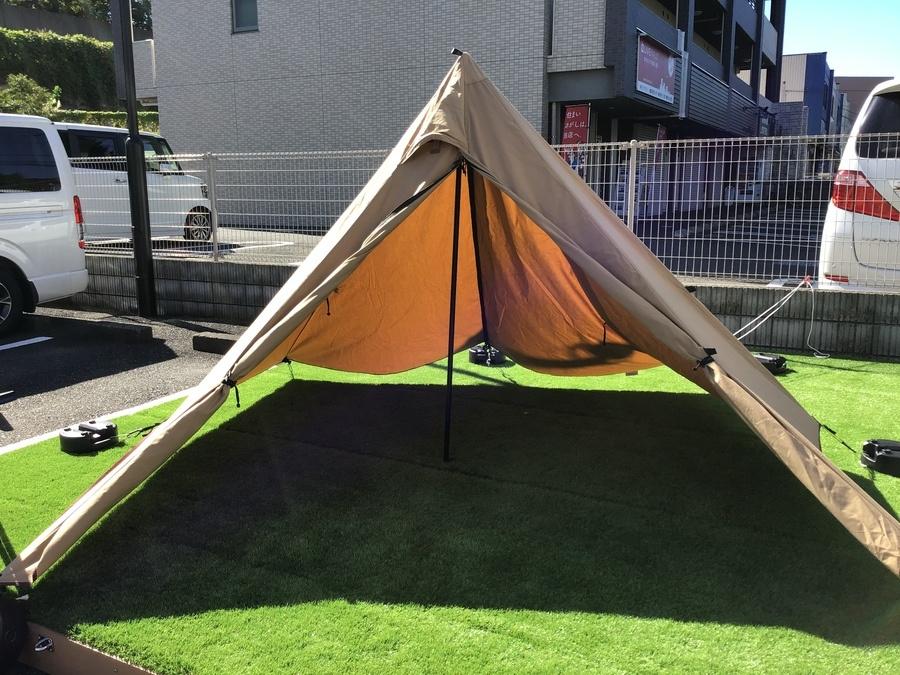 テントのテンマク