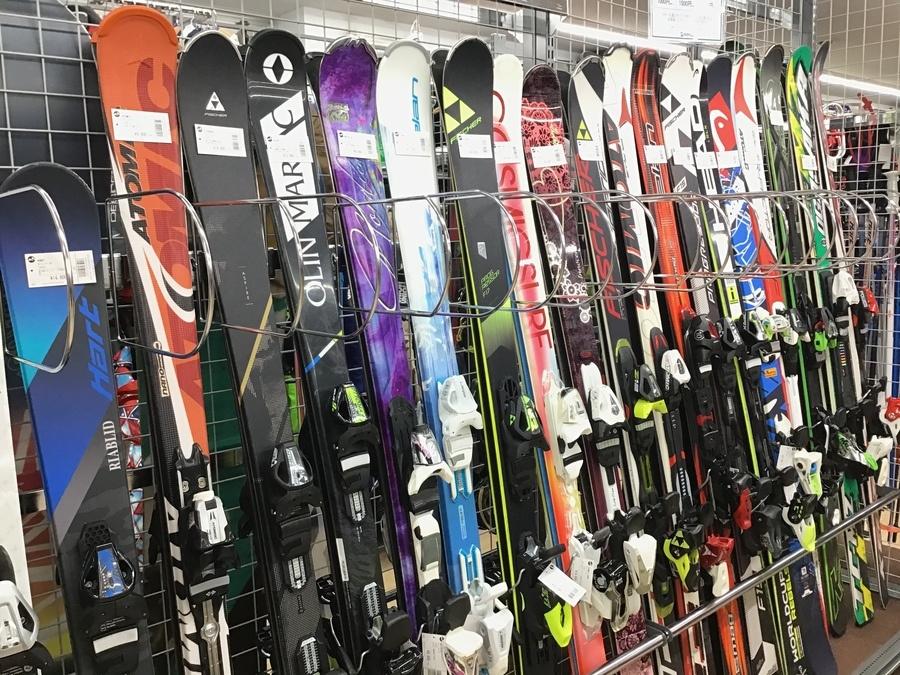 スノーボードのスキー