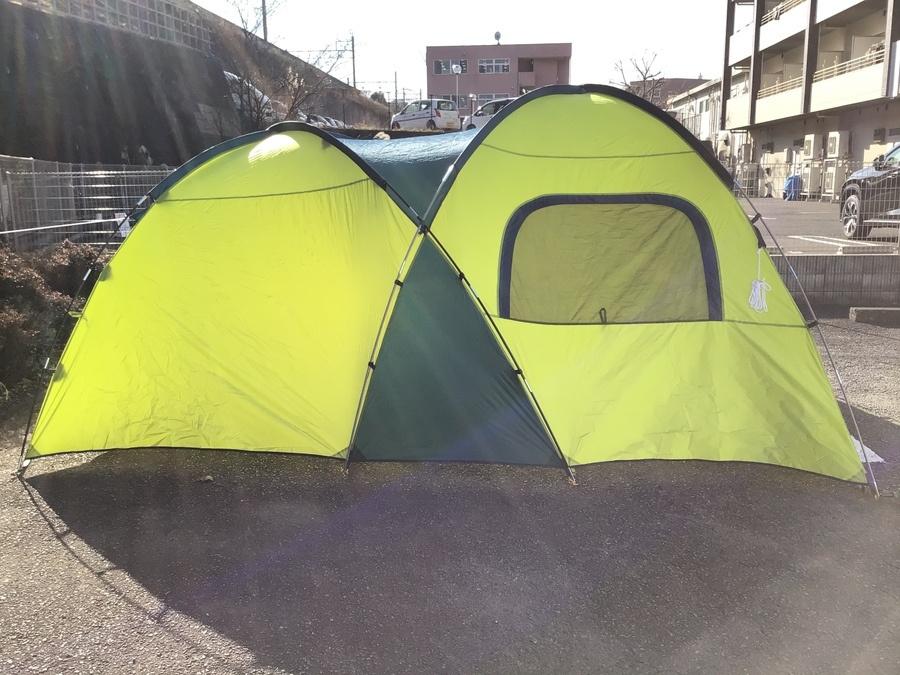 テントのロゴス