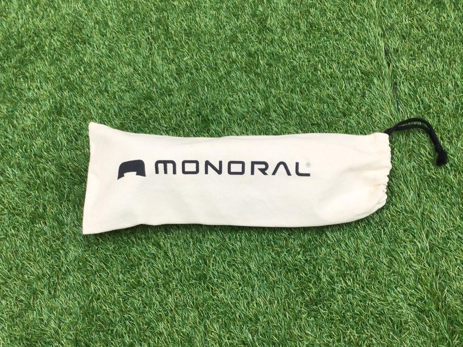 キャンプ用品のモノラル