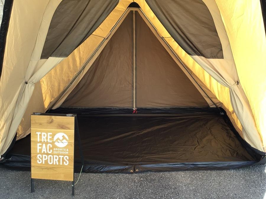 キャンプ用品のローベンス