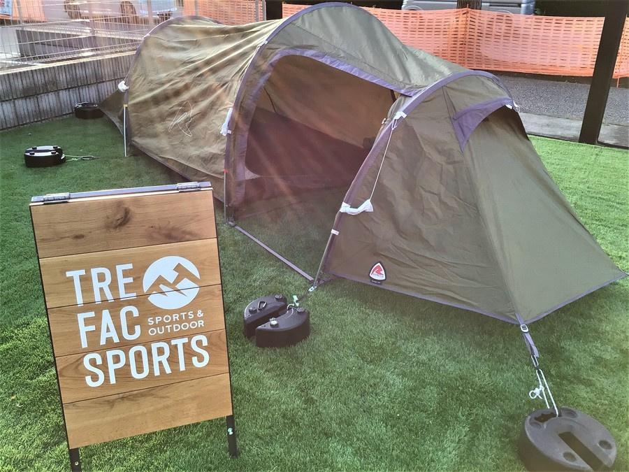 ローベンスのテント