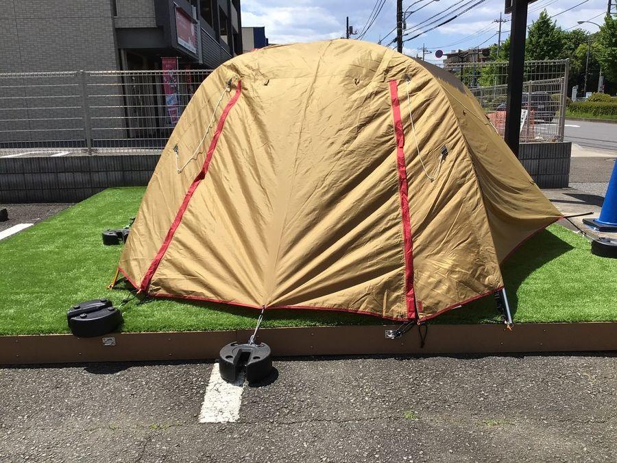 テントのランドブリーズ4LX