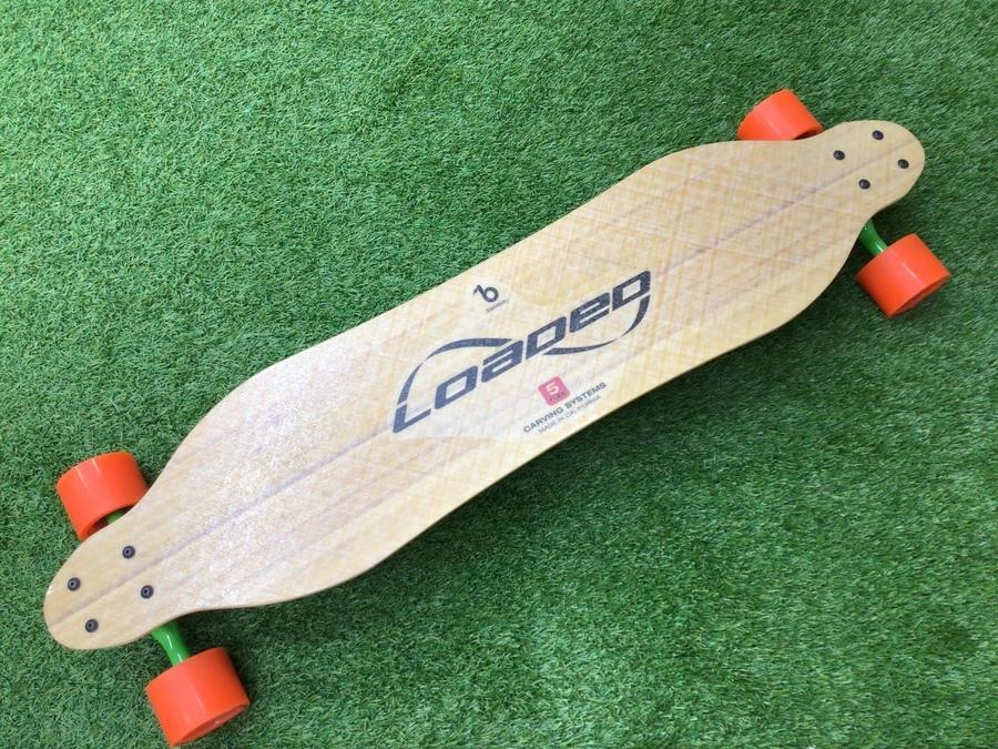 スケートボードのロンスケ