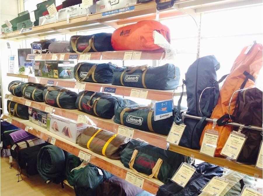 TFスポーツ青葉台店】横浜・町田でキャンプ用品を売るなら買うならトレ ...