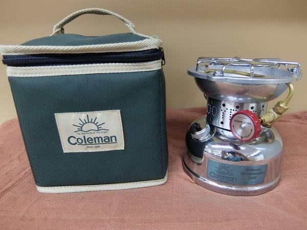 【トレファクスポーツ】Coleman(コールマン)100周年限定センテニアルシングルストーブ買取入荷!