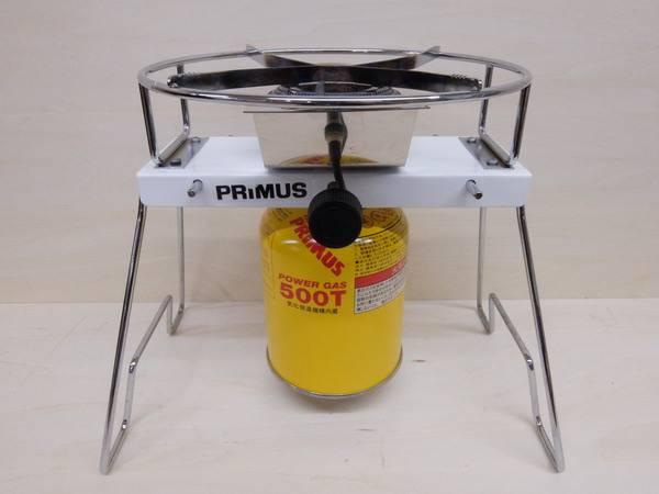 【トレファクスポーツ】PRIMUS(プリムス) IP-2280 シングルバーナーのホワイトです!!