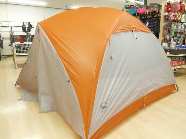 【トレファクスポーツ】山岳多人数用テントの考察