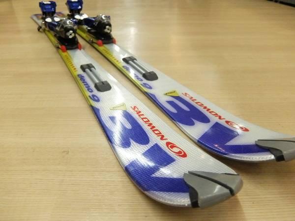 【TFスポーツ】サロモンDEMO9入荷!スキー・スノボは当店にお任せ♪