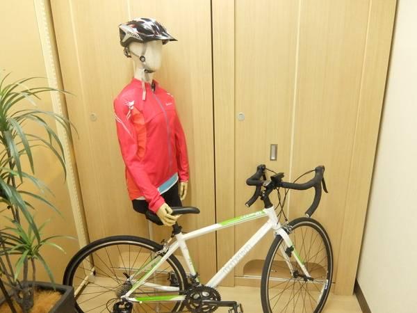 【TFスポーツ】momentumロード!サイクル女子を応援します♪