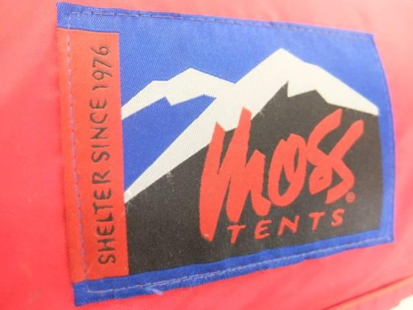 【TFスポーツ】テントは住める芸術品 by Bill Moss(ビル・モス)