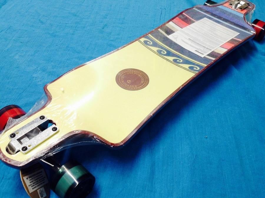 【TFスポーツ青葉台店】ロングスケートボードで横乗りの練習を!【中古スケートボード・中古サーフボード】