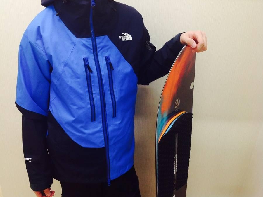 【TFスポーツ青葉台店】ノースフェイスの本格スノーウェア【中古スキー・中古スノーボード】