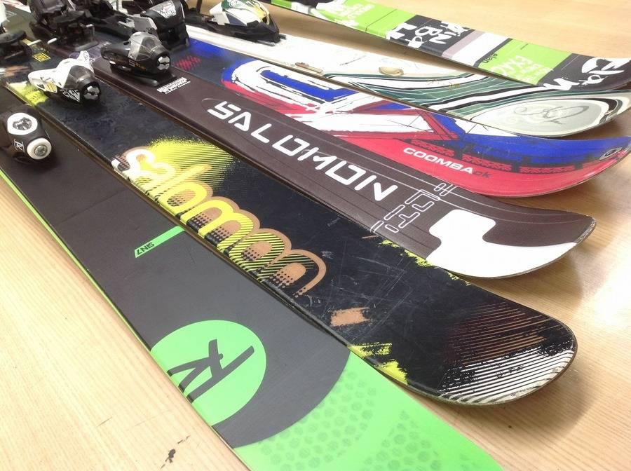 【TFスポーツ青葉台店】近年流行のフリースキー!【中古スキー・中古スノーボード】