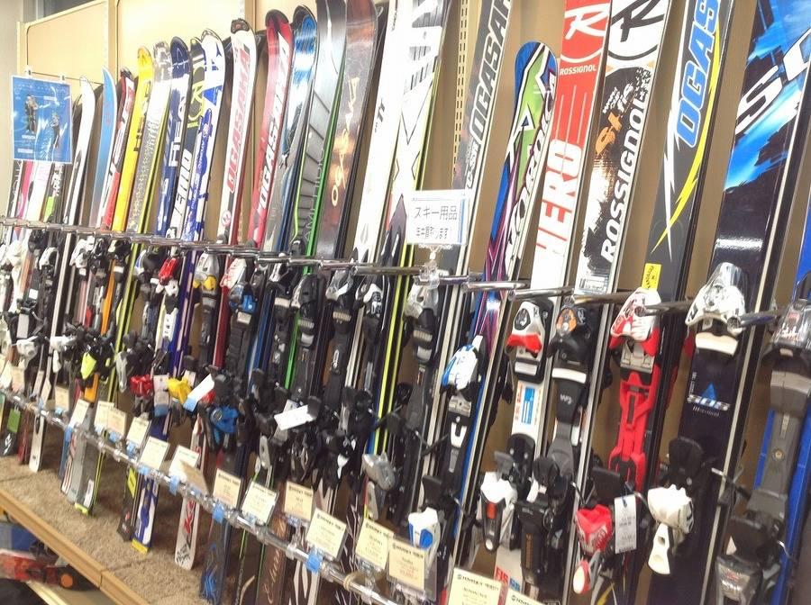 【TFスポーツ青葉台店】注目!ウィンターSALE!【中古スキー・中古スノーボード】