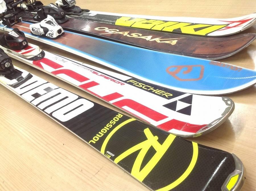 【TFスポーツ青葉台店】新入荷&セール対象スキー情報!【中古スキー・中古スノーボード】