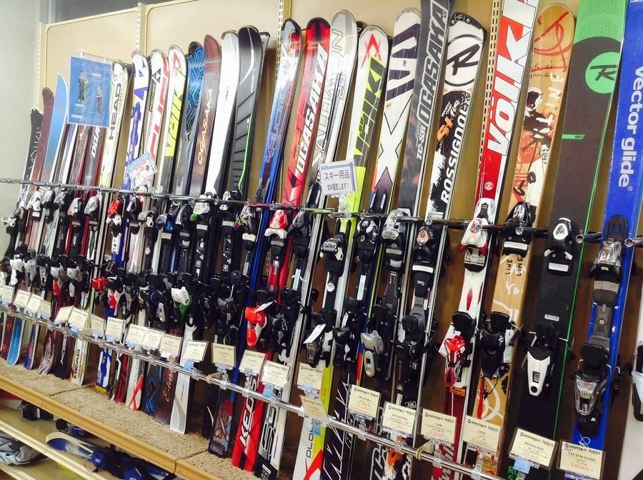 【TFスポーツ青葉台店】ウィンター用品、売るのも買うのもお早めに【中古スキー・中古スノーボード】