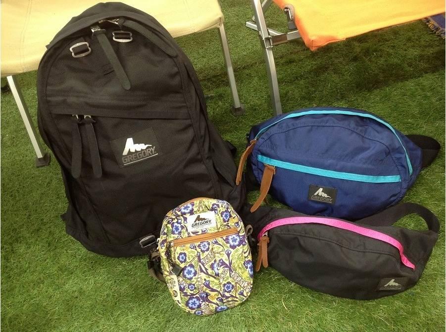 【TFスポーツ青葉台店】GREGORYのタウンバッグ、入荷しております♪【中古キャンプ用品・中古アウトドア用品】