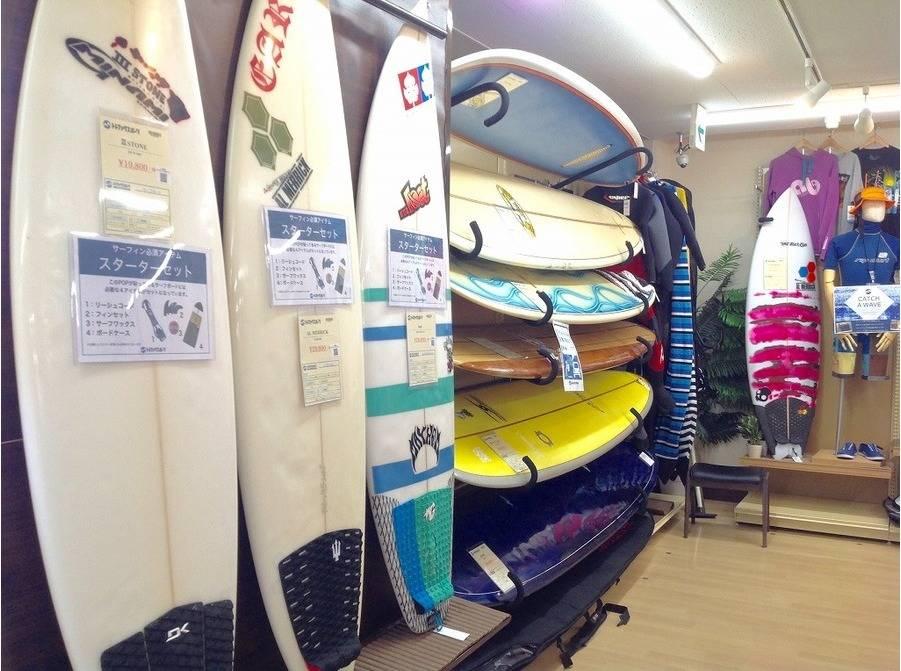 【TFスポーツ青葉台店】横浜・町田でサーフボードをお探しなら当店へ【中古サーフボード・中古サーフィン】