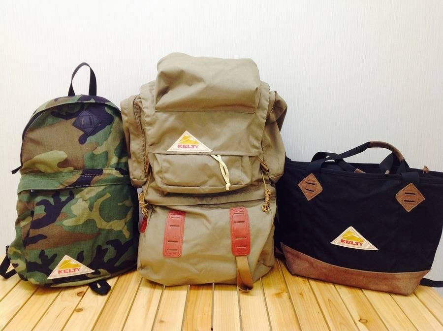 【TFスポーツ青葉台店】バックパックシステムの発明の親!ケルティのバッグパック!