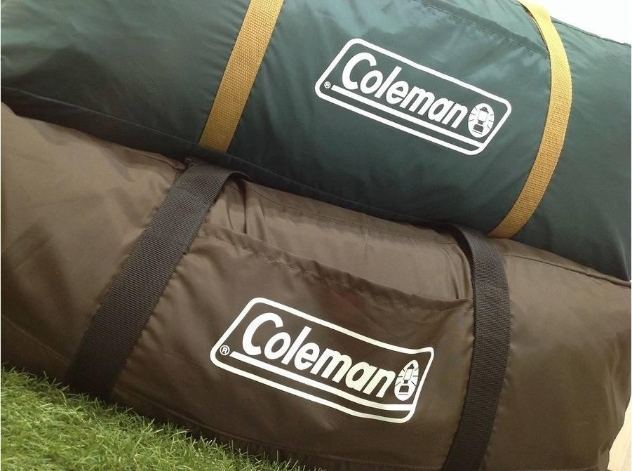 【TFスポーツ青葉台店】迫力満点!コールマンのツールームテントをご紹介!