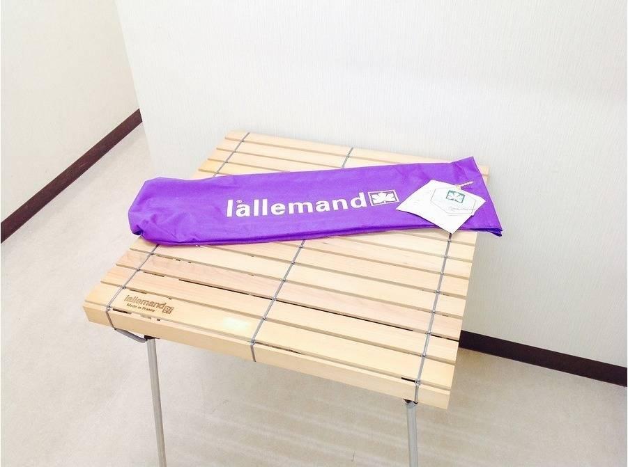 【TFスポーツ青葉台店】おフランス製!ラレマンドのウッドロールテーブルが入荷!!