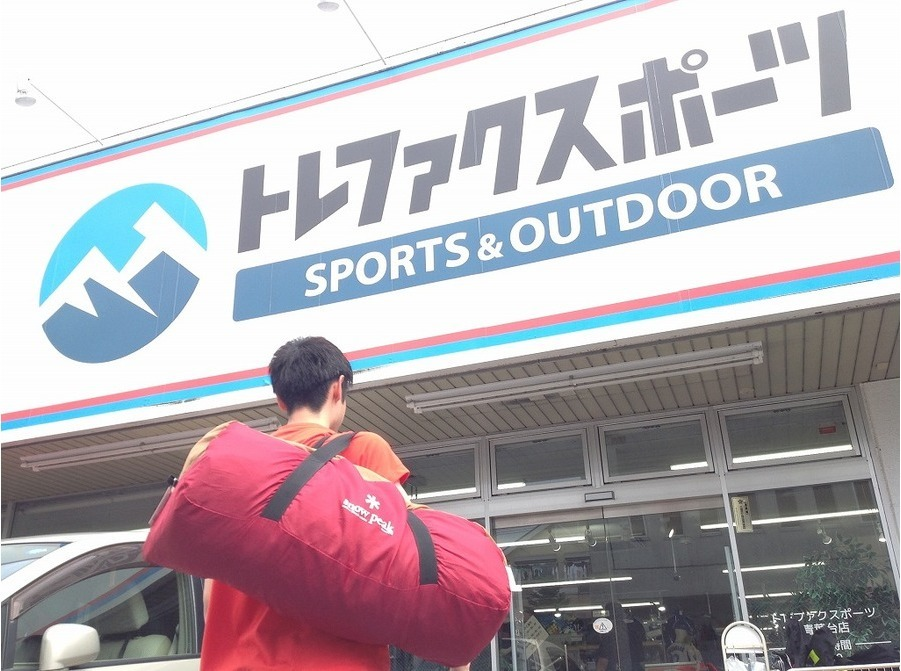 トレファクスポーツの店長が考えるスノーピーク製品の良さ。