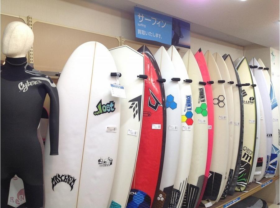 【初心者必見】サーフボードの選び方!