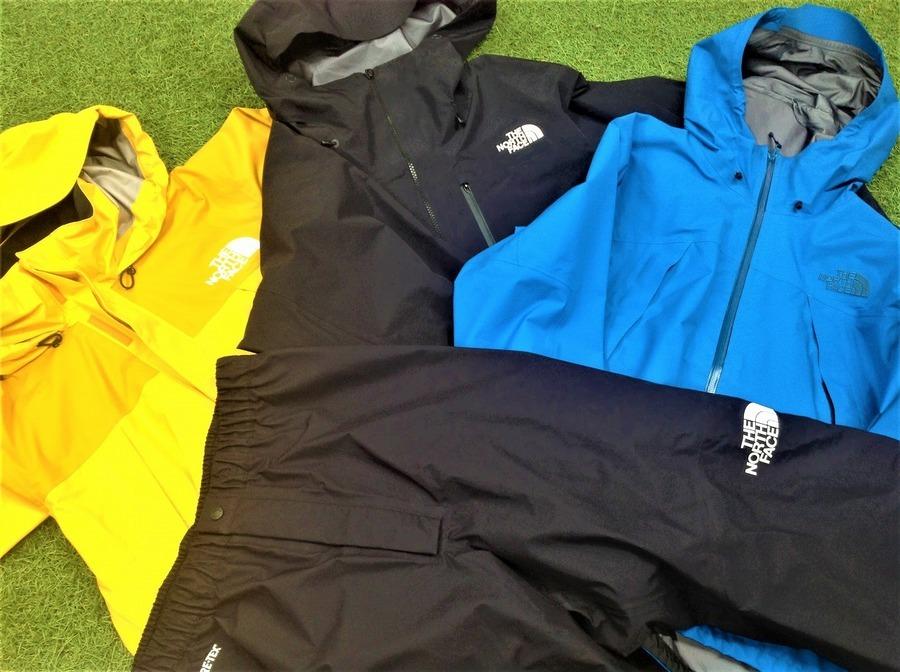 雨の多いこの時期は「GORE-TEX」素材のジャケットを!