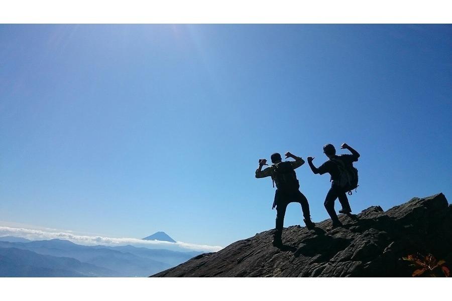 番外編!山梨県の乾徳山に行ってきました!!