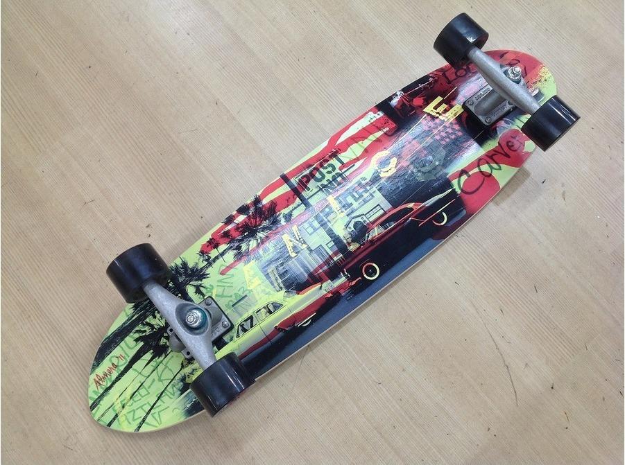 カーバーのスケートボード一気にご紹介!
