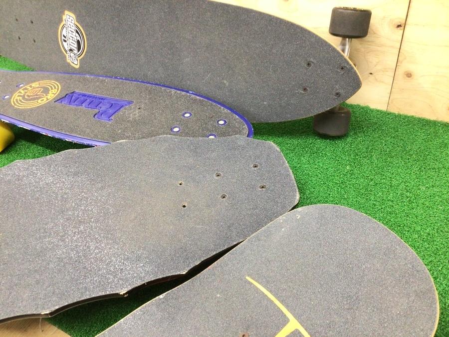 人気スケートボード多数入荷中!!