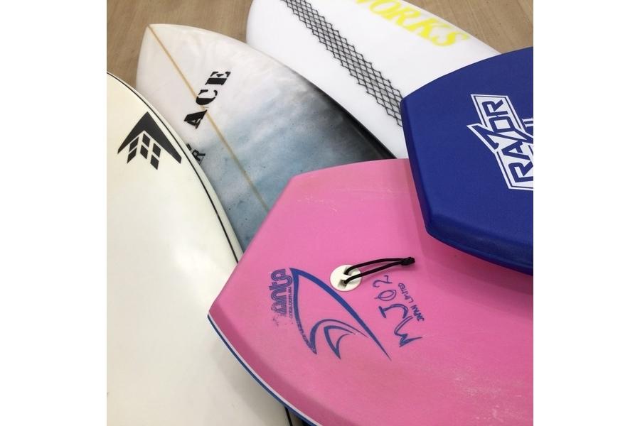 海を楽しもう!サーフショートボード・ボディボード在庫情報!!