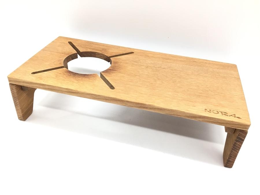 NORAs(ノラズ)のウッドテーブル、オラオラSが入荷!!