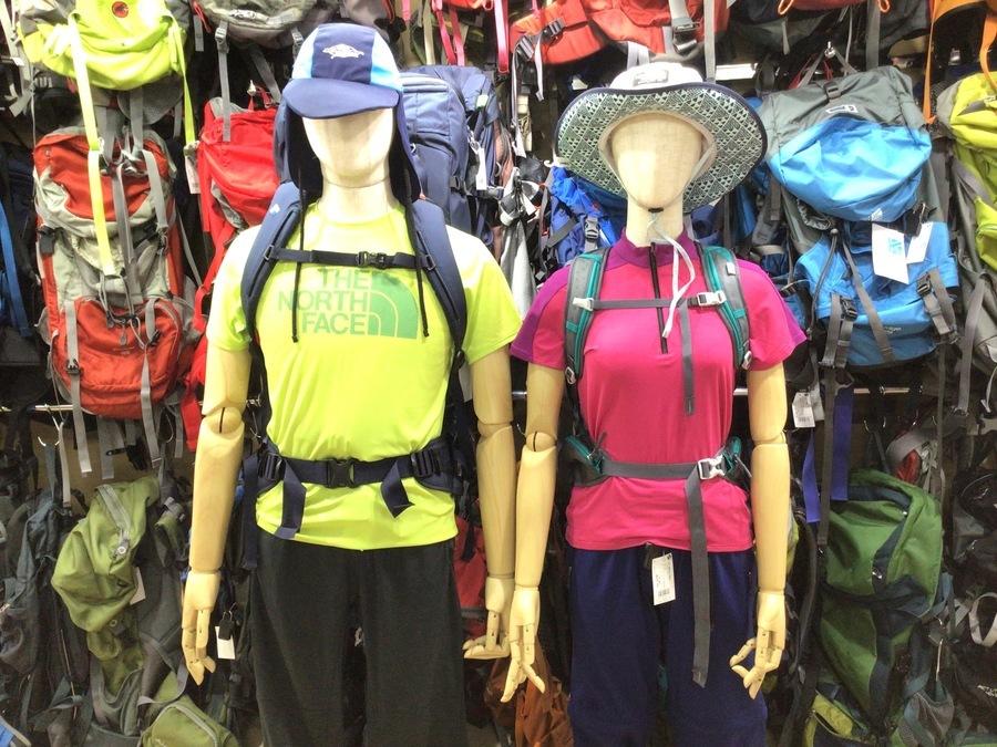 「アウトドア用品の登山用品 」