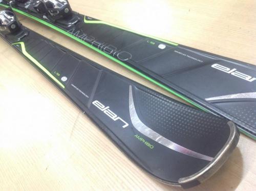 スポーツ用品の中古スキー
