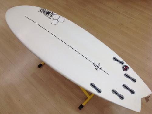 サーフィンのアルメリック