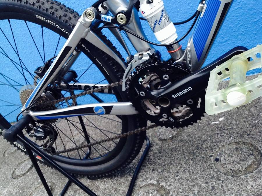 自転車用品の中古自転車