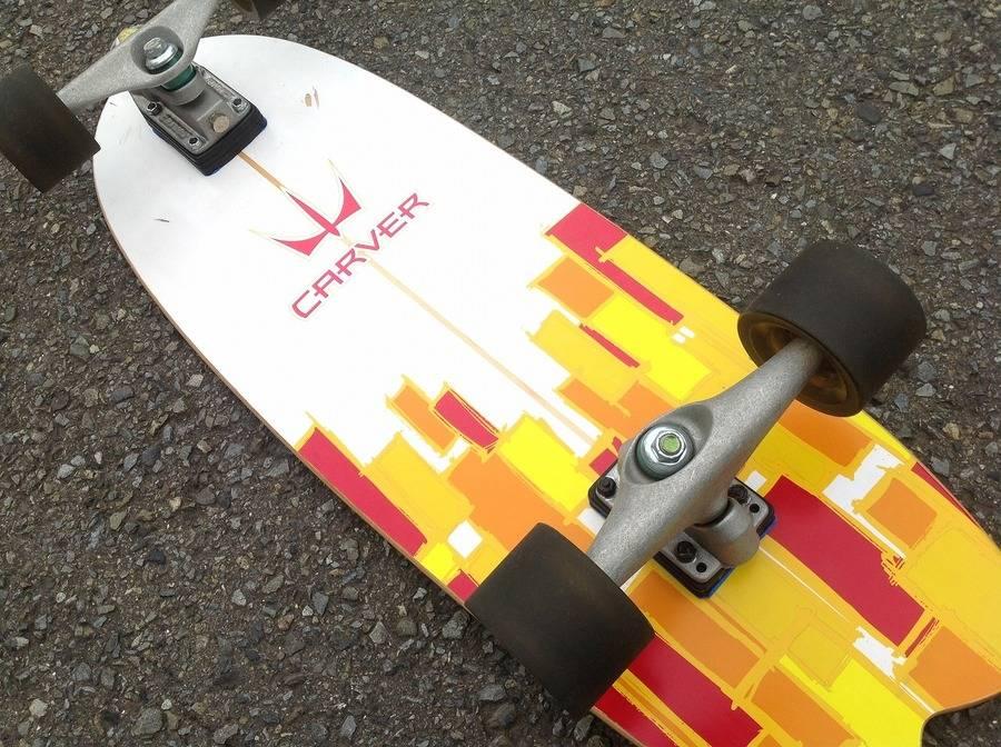 ストリートスポーツの中古サーフボード